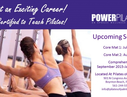 How to Choose a Pilates Certification Program